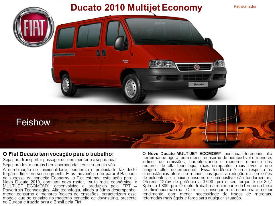 Ducato 2010 Multijet Economy