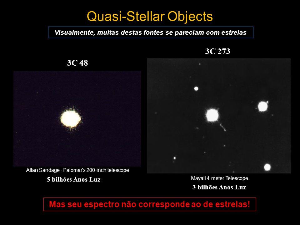 Quasi-Stellar Objects