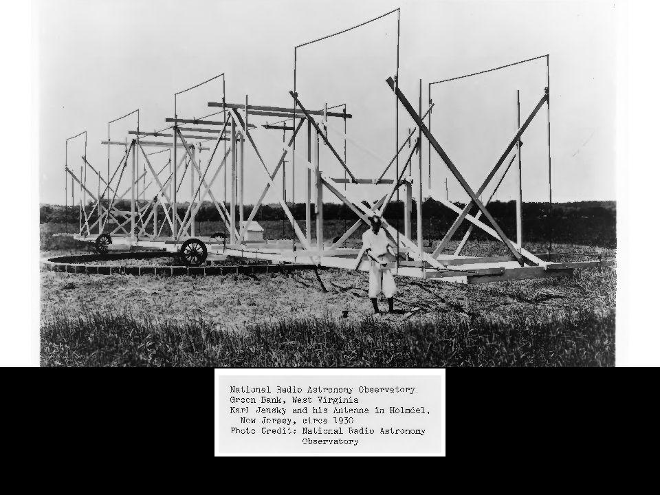 Foto antena e Jansky: http://pdfhost. focus. nps