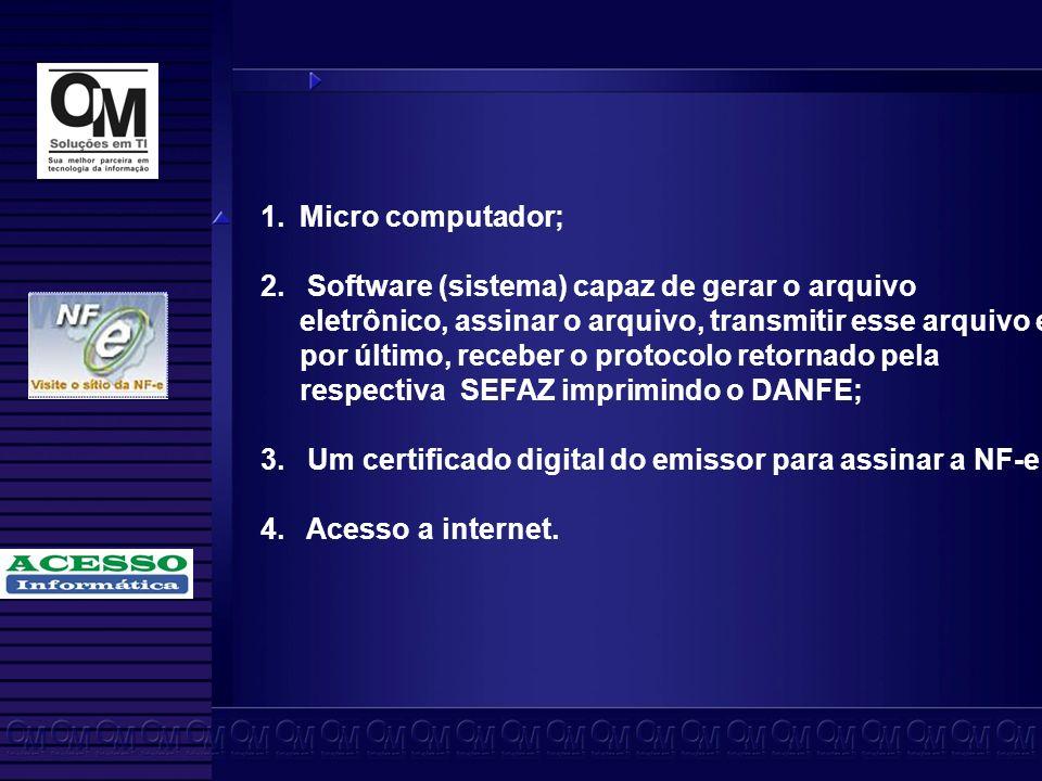 Micro computador;