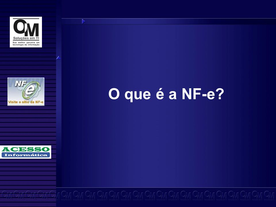 O que é a NF-e