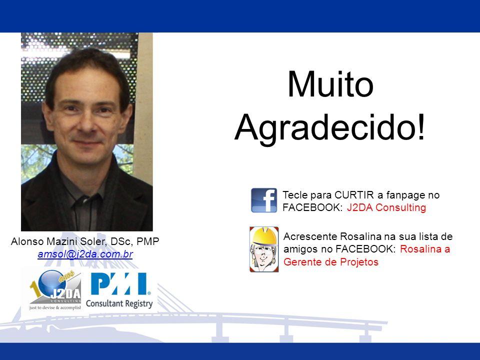 Alonso Mazini Soler, DSc, PMP