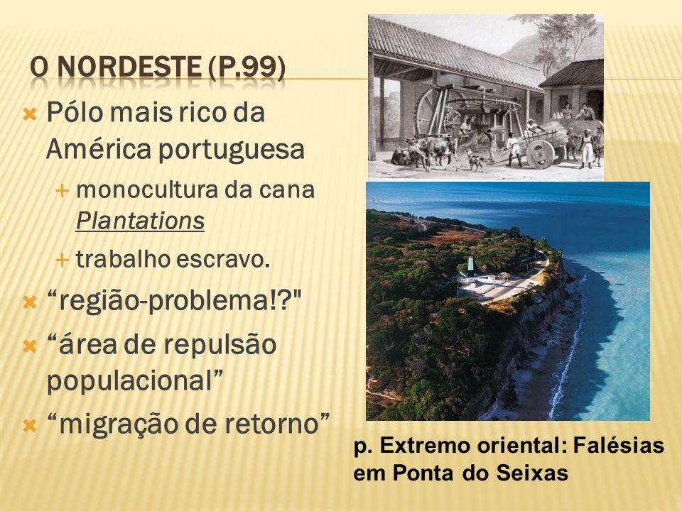 Pólo mais rico da América portuguesa