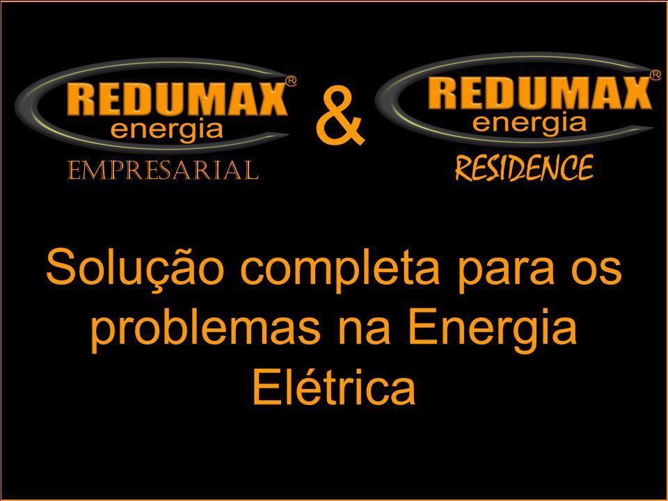 Solução completa para os problemas na Energia Elétrica