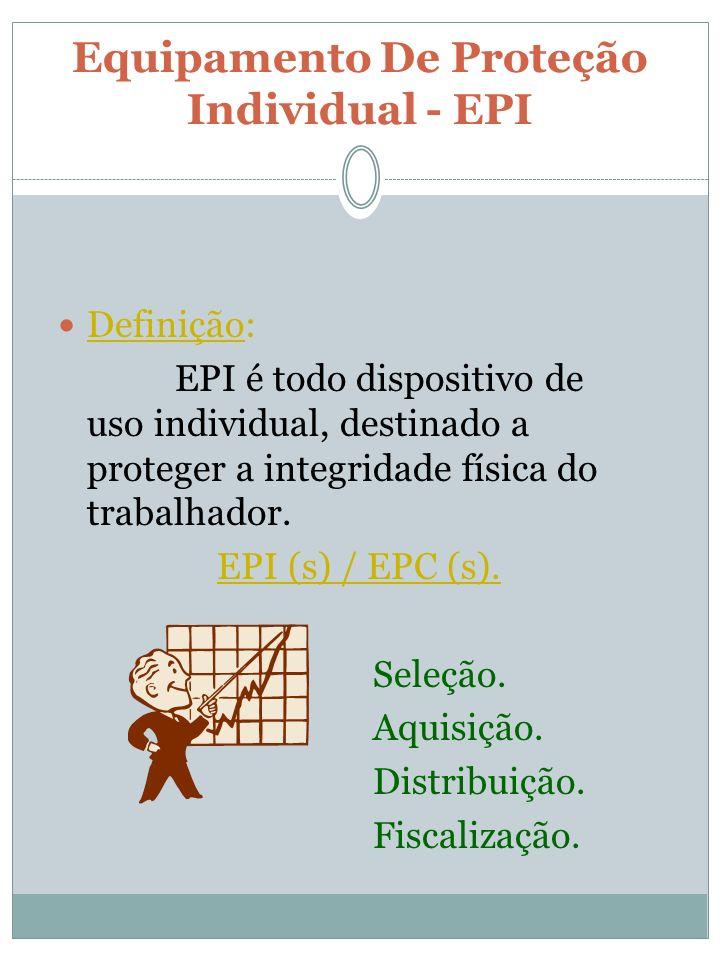 1342cd3fda35b Equipamento De Proteção Individual - EPI - ppt video online carregar