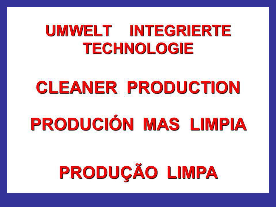 UMWELT INTEGRIERTE TECHNOLOGIE