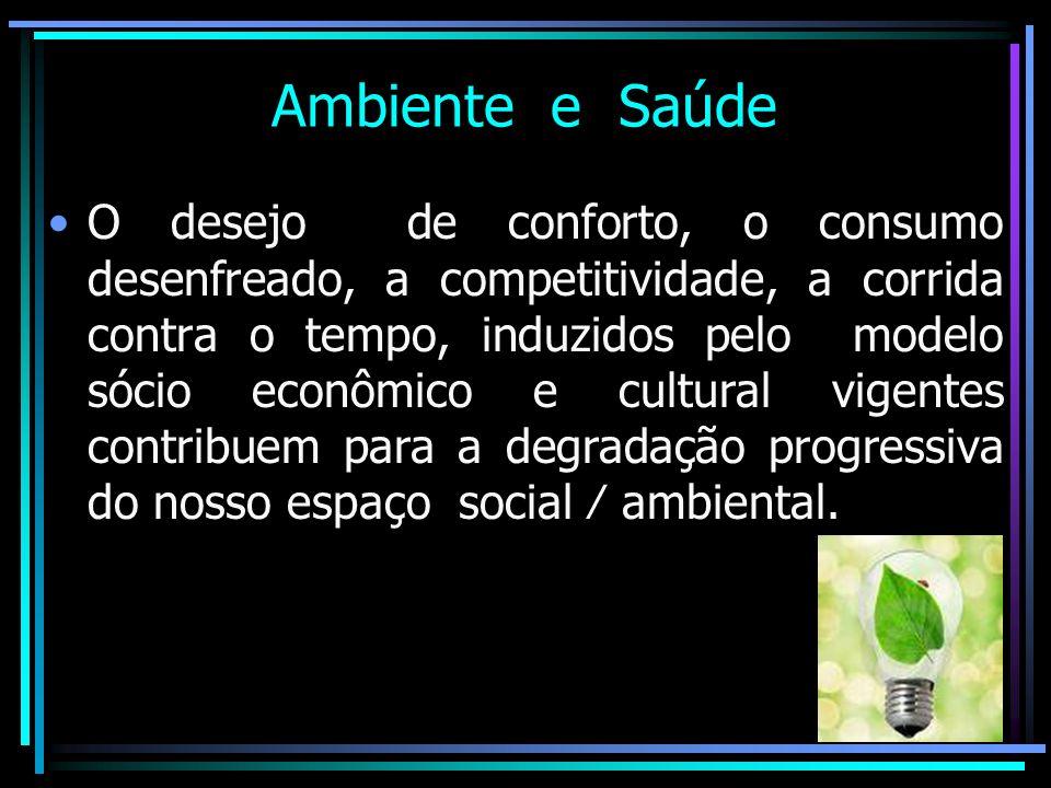 Ambiente e Saúde