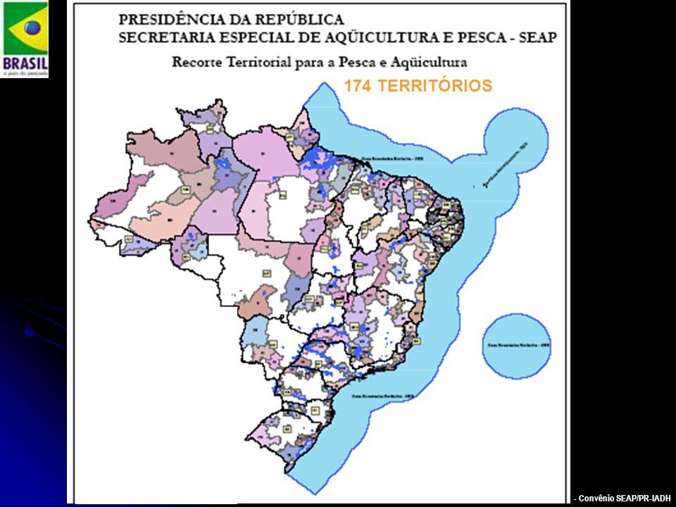 174 TERRITÓRIOS