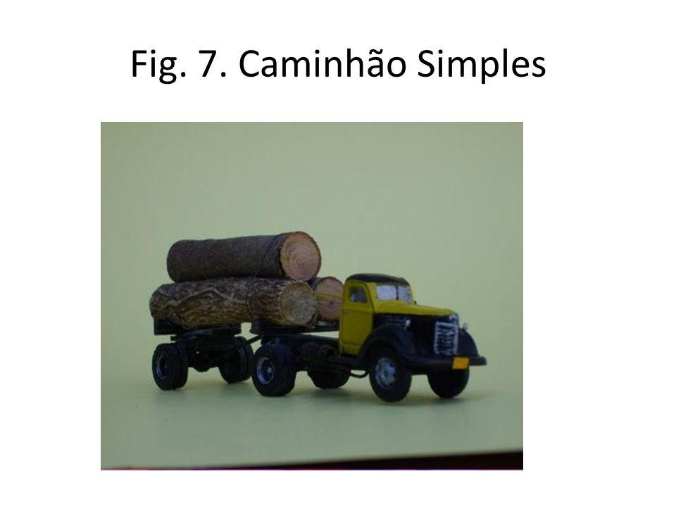 Fig. 7. Caminhão Simples