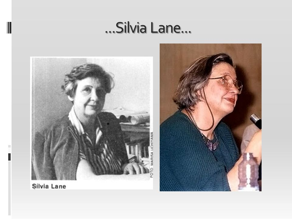 ...Silvia Lane...