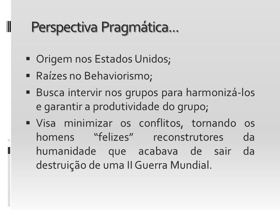 Perspectiva Pragmática...