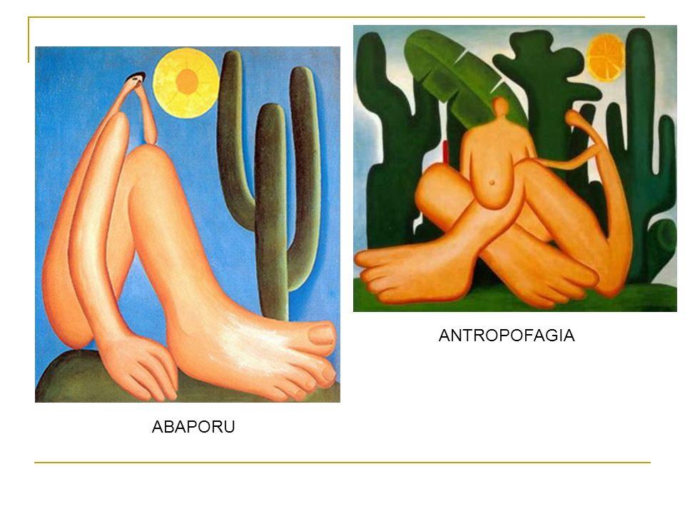 ANTROPOFAGIA ABAPORU