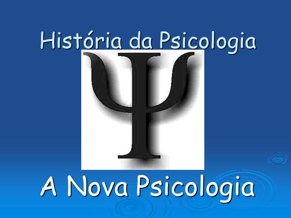 História da Psicologia