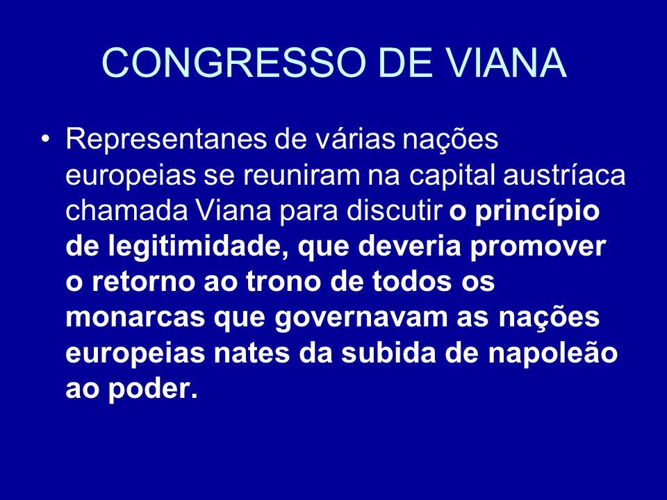 CONGRESSO DE VIANA