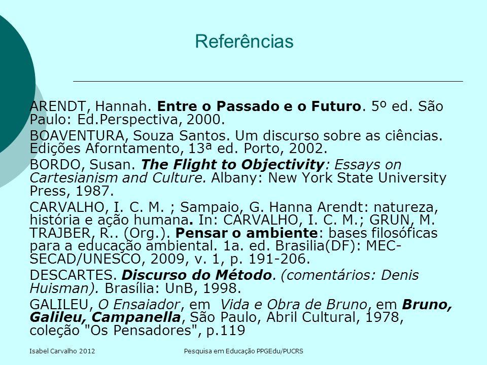 Pesquisa em Educação PPGEdu/PUCRS