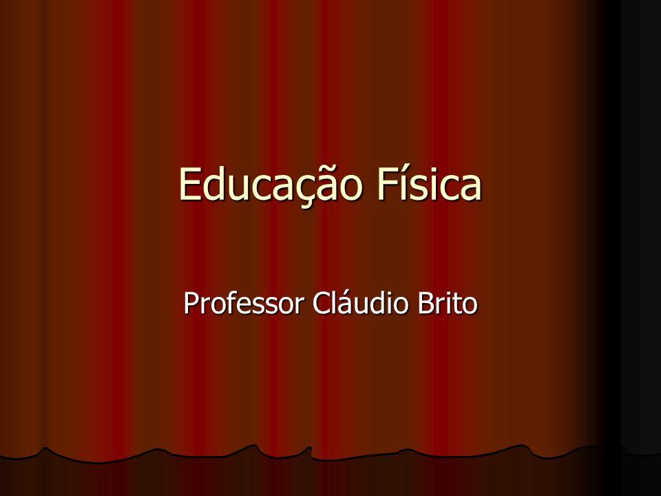 Professor Cláudio Brito
