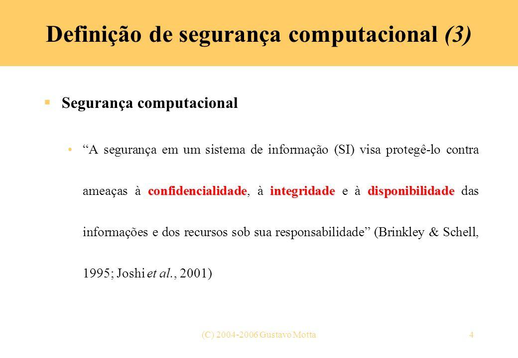 Definição de segurança computacional (3)
