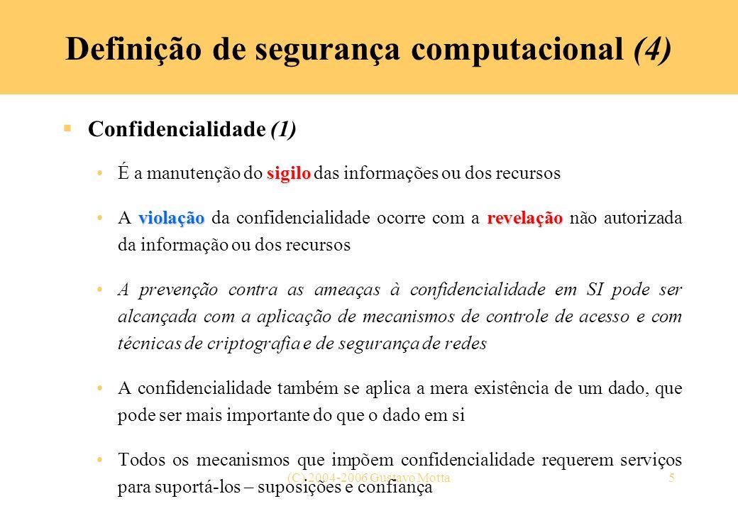 Definição de segurança computacional (4)