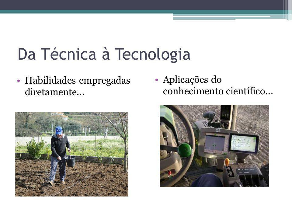Da Técnica à Tecnologia