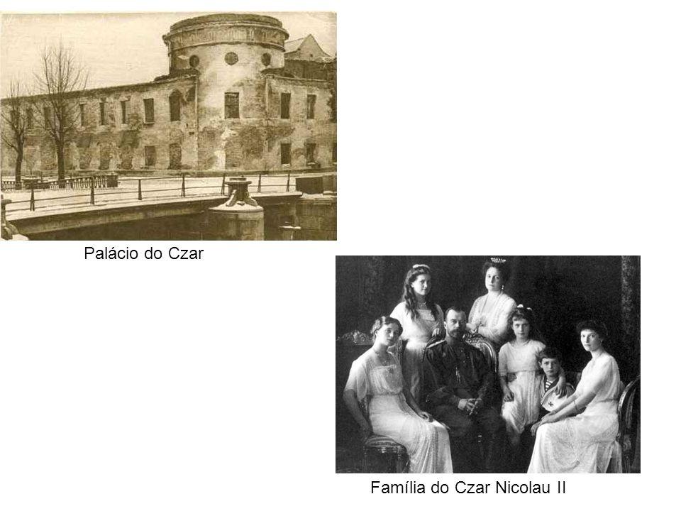 Família do Czar Nicolau II