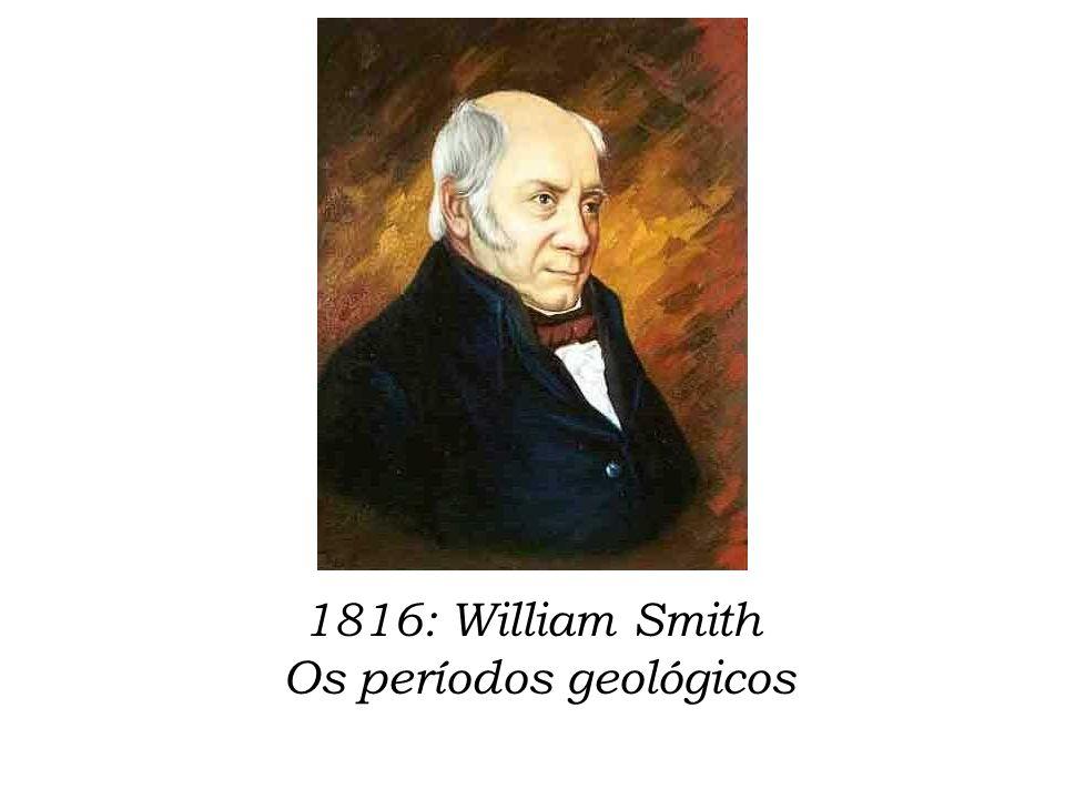 Os períodos geológicos