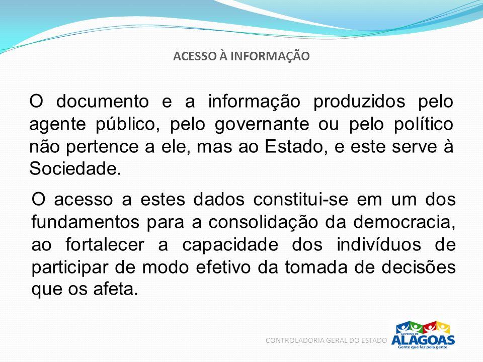 CONTROLADORIA GERAL DO ESTADO