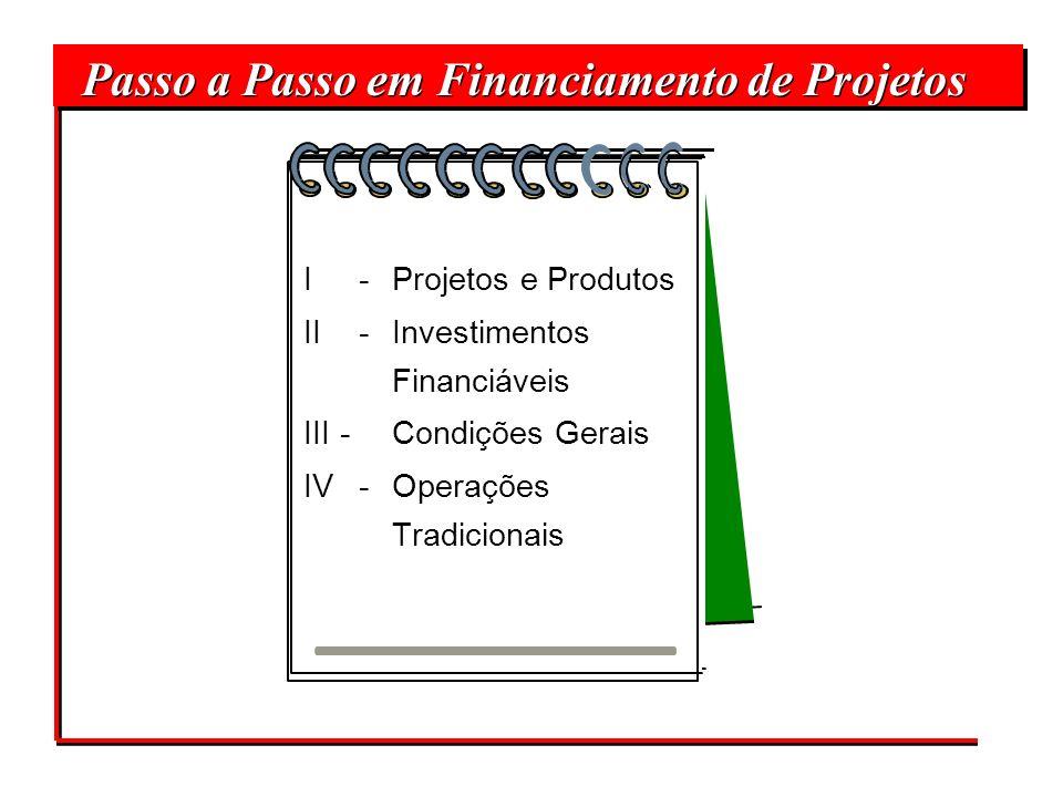 Passo a Passo em Financiamento de Projetos