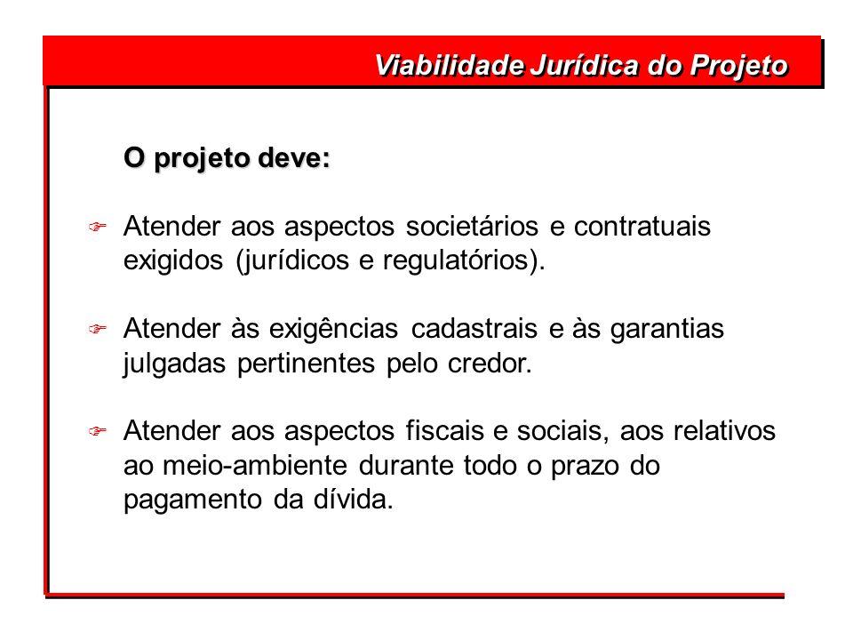 Viabilidade Jurídica do Projeto