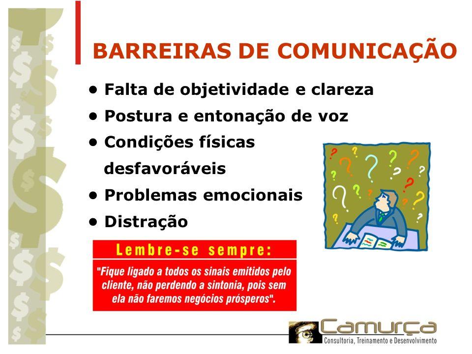 BARREIRAS DE COMUNICAÇÃO