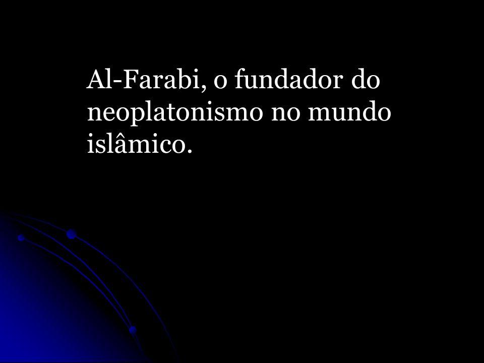 Al-Farabi, o fundador do