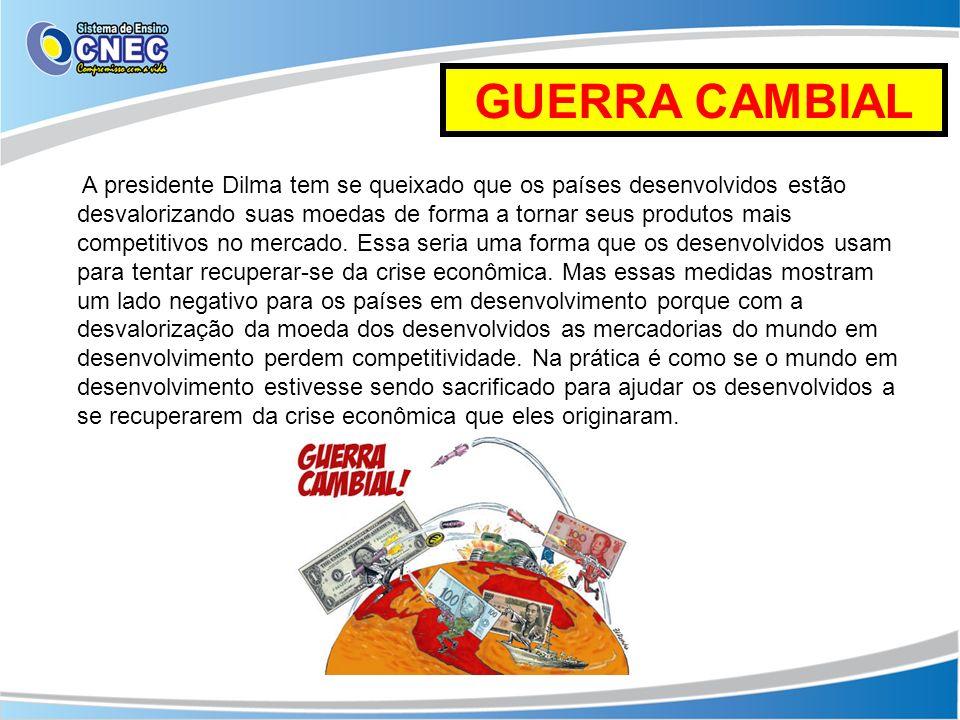 GUERRA CAMBIAL