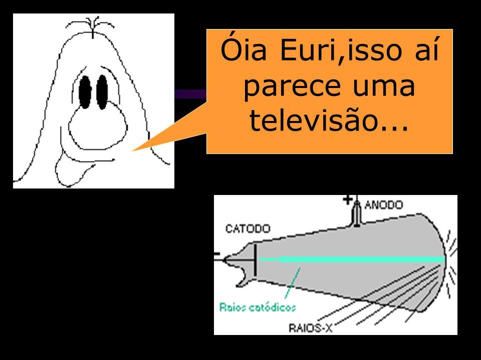 Óia Euri,isso aí parece uma televisão...