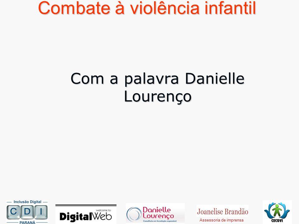 Combate à violência infantil