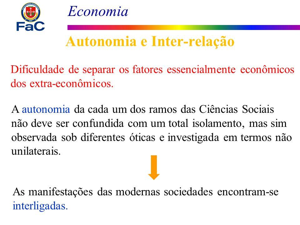 Autonomia e Inter-relação