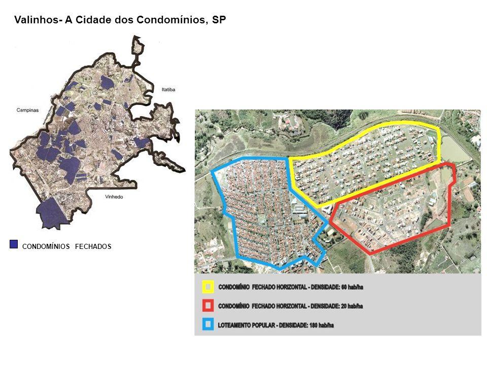 Valinhos- A Cidade dos Condomínios, SP