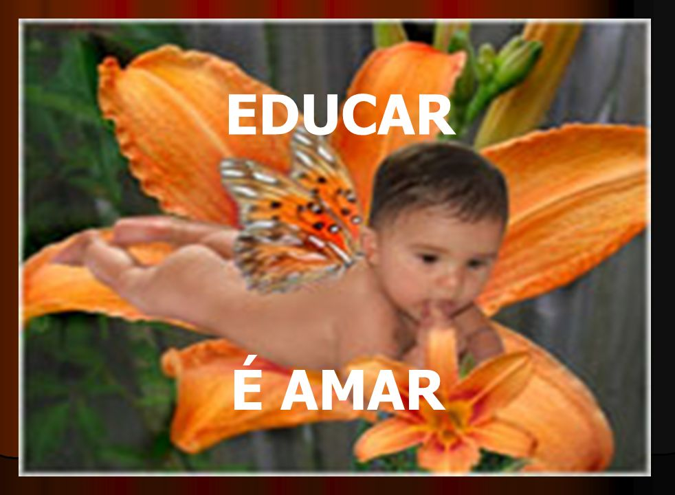 EDUCAR É AMAR
