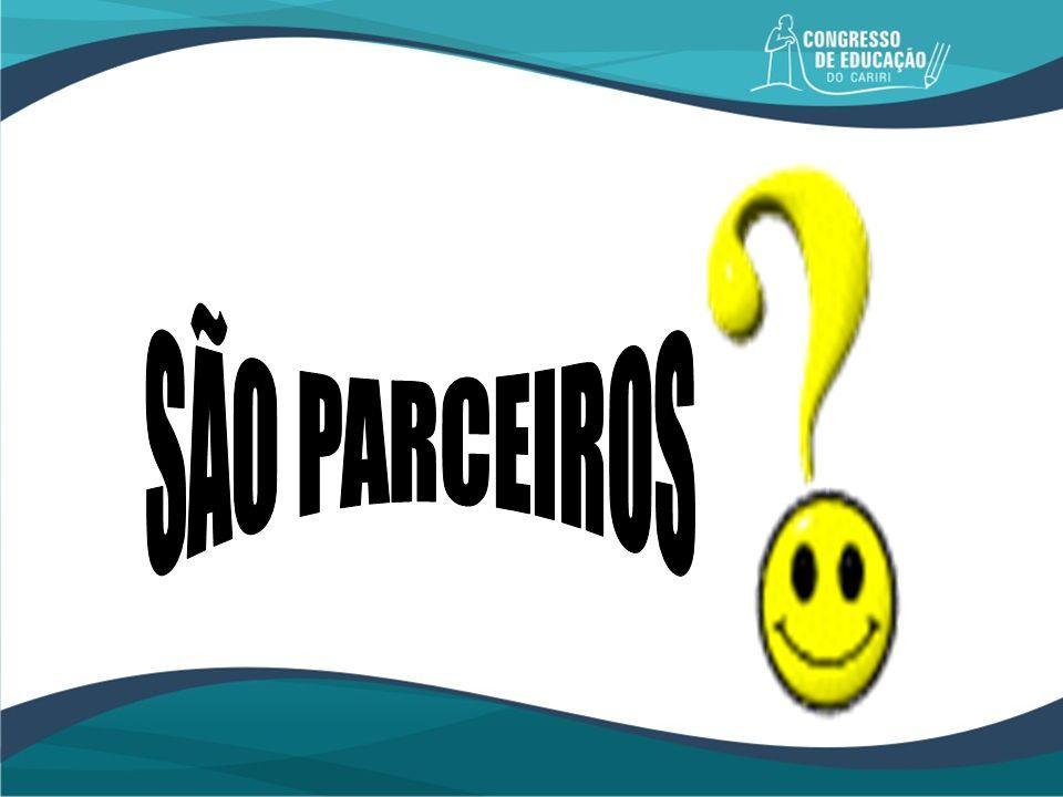 SÃO PARCEIROS
