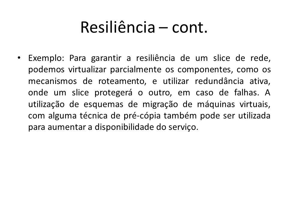 Resiliência – cont.