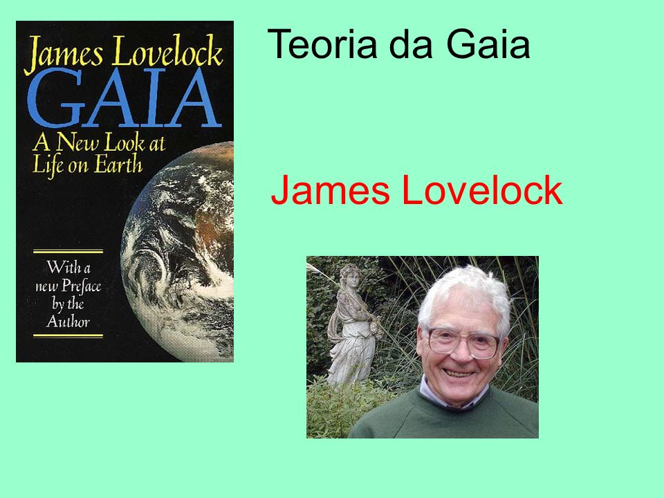 Teoria da Gaia James Lovelock