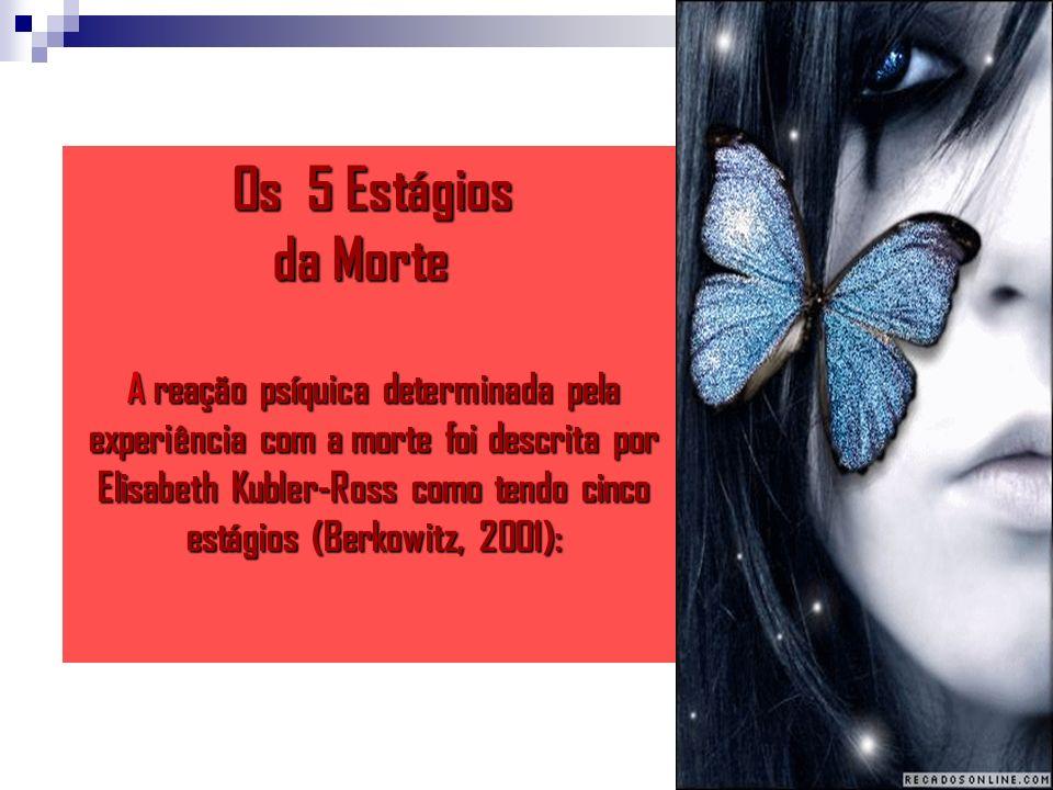 Os 5 Estágios da Morte
