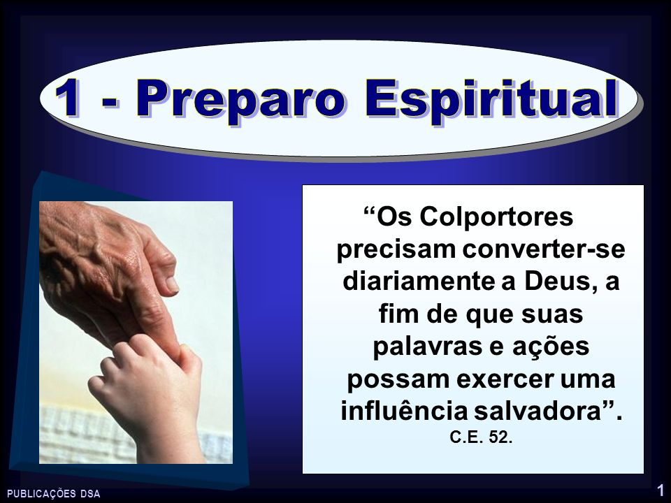 1 - Preparo Espiritual