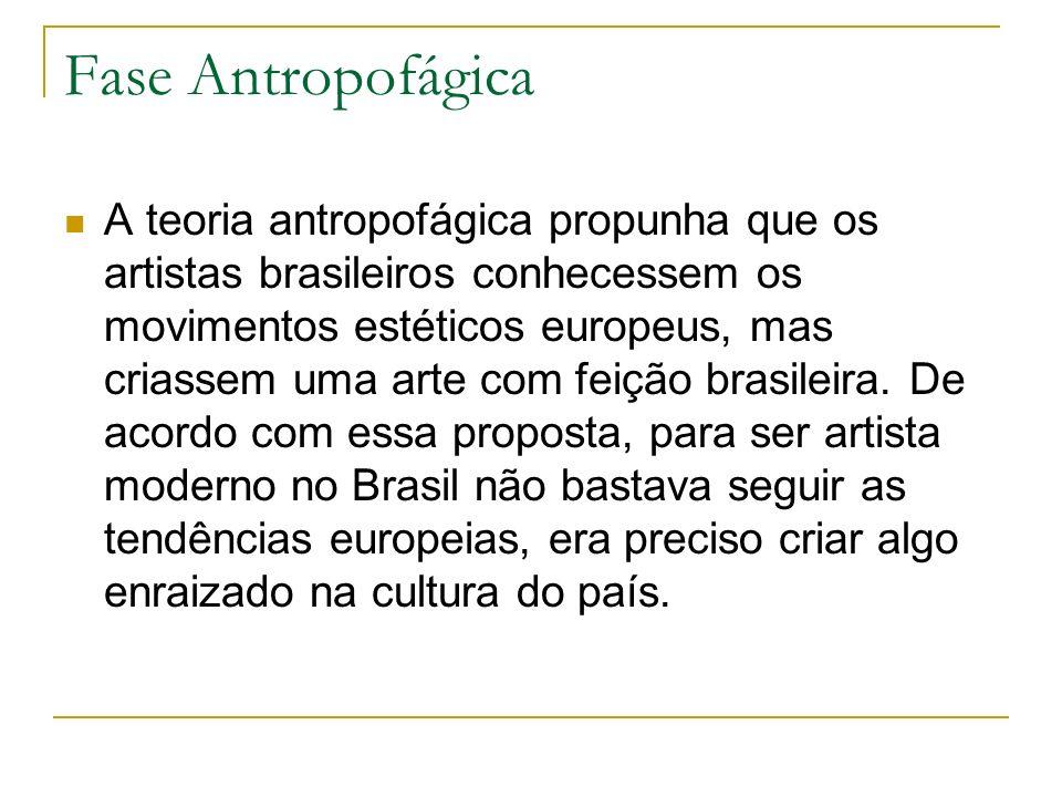 Fase Antropofágica