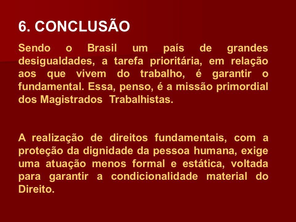 6. CONCLUSÃO