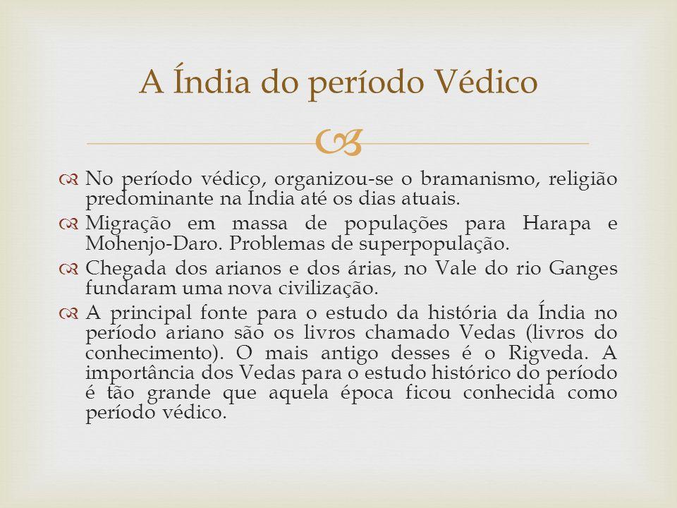 A Índia do período Védico