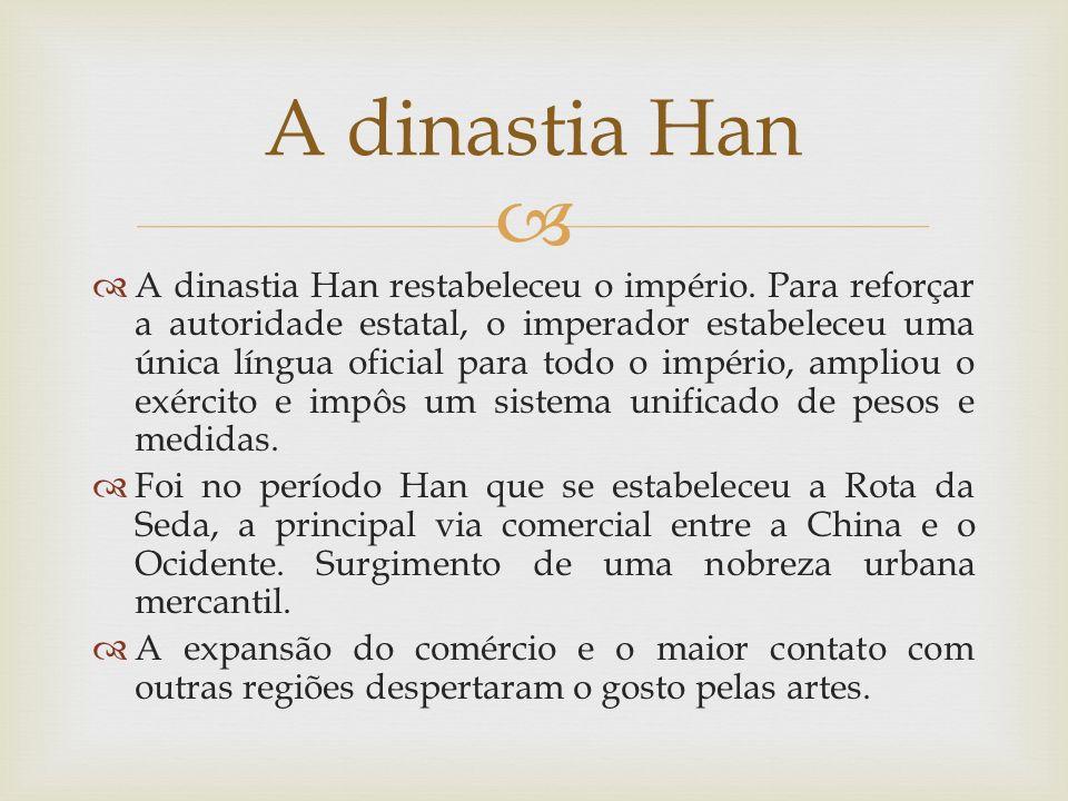 A dinastia Han