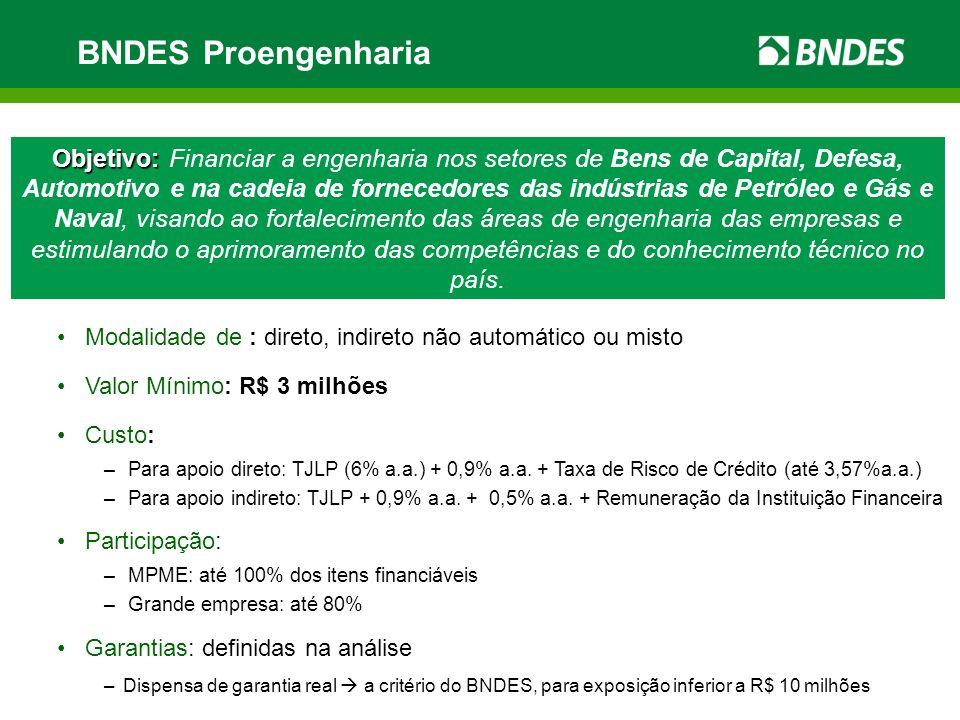 BNDES Proengenharia
