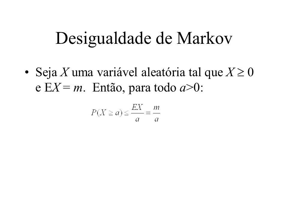 Desigualdade de Markov