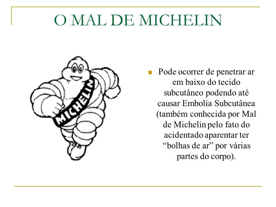 O MAL DE MICHELIN