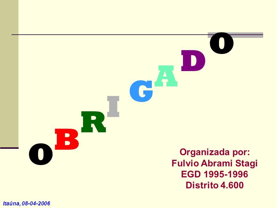 D A G I R B O Organizada por: Fulvio Abrami Stagi EGD 1995-1996