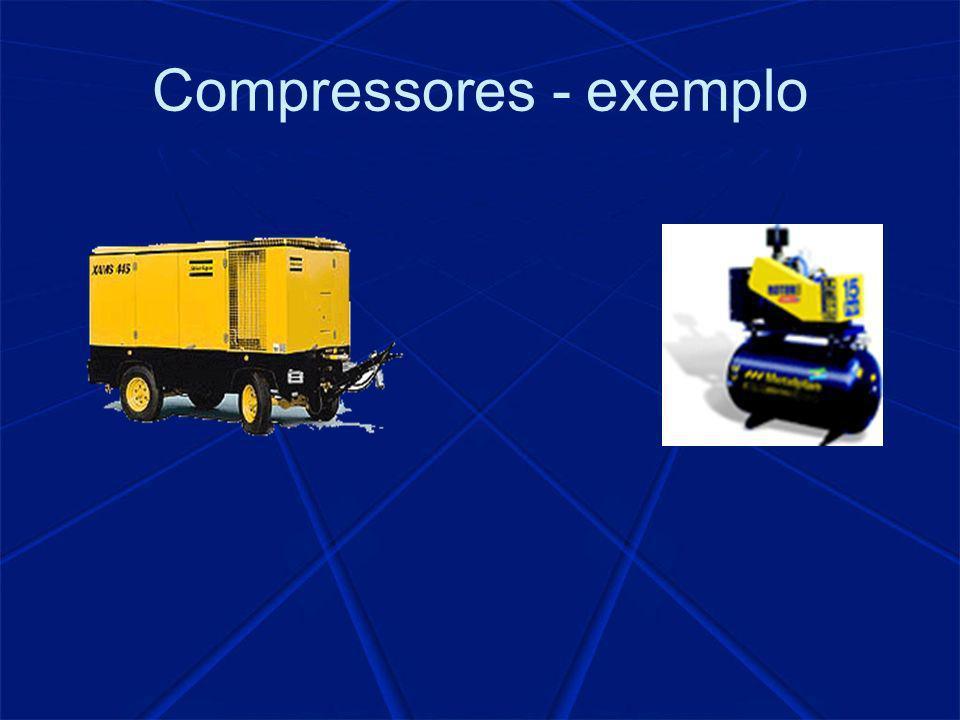 Compressores - exemplo